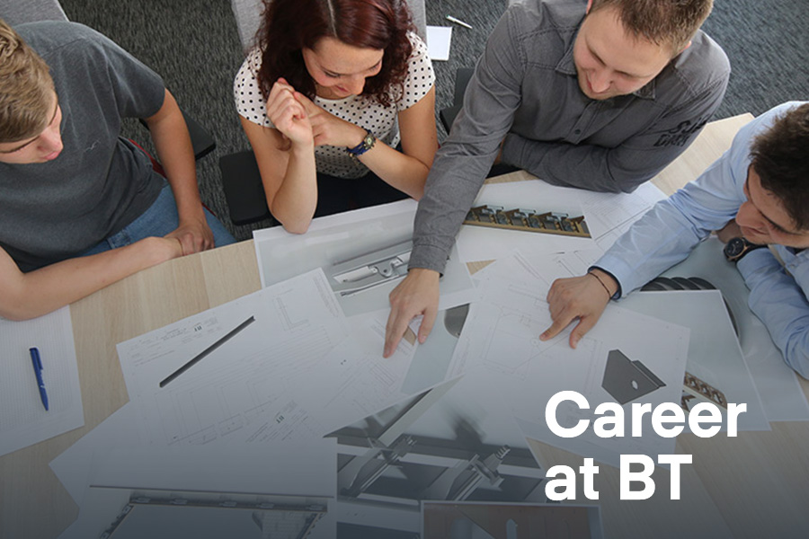 Career at BT